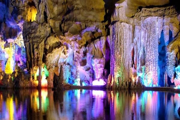 Hang động Benxi, Liêu Ninh