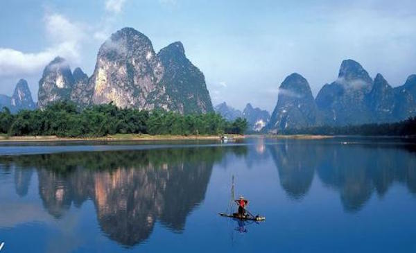 sông Li Giang Trung Quốc