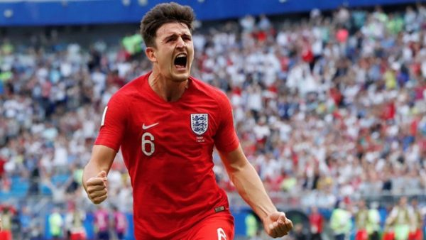 Harry Maguire hậu vệ xuất sắc tuyển Anh