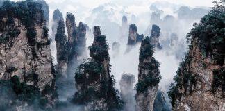 Núi Tiazi Trung Quốc