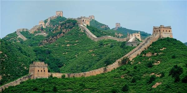 vạn lí trường thành-cảnh đẹp Trung Quốc