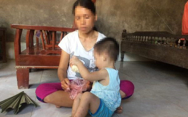 bé 18 tháng bị nhiềm HIV ở Phú Thọ