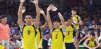 Bóng chuyền nam có thêm sân chơi quốc tế-Cup Liên Việt 2018