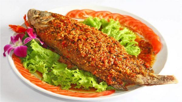 tác dụng của cá chữa trị vô sinh ở nam