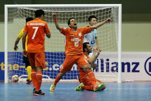 CLB Thái Sơn Nam giành ngôi á quân giải futsal các CLB châu Á