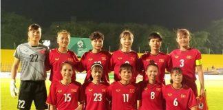 hình ảnh Đội tuyển Nữ Việt Nam