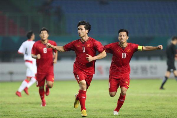 ĐT U23 Việt Nam lần đầu góp mặt ở tứ kết ASIAD