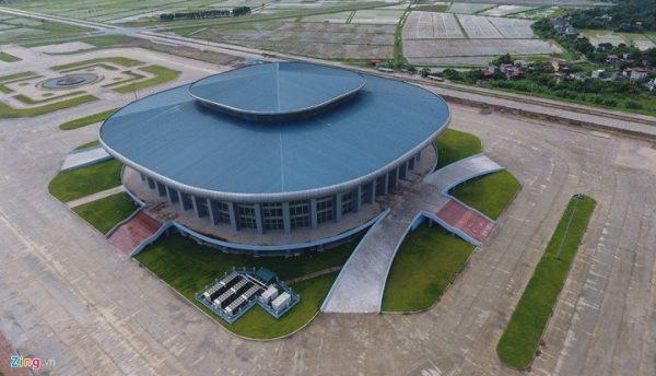 Nhà thi đấu thể dục thể thao tỉnh Hà Nam