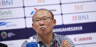 Olympic Việt Nam thắng đậm nhưng HLV Park Hang Seo vẫn chưa hài lòng