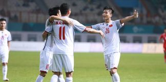 pha lập công của Văn Đức giúp u23 Việt Nam nâng tỉ số 2-0