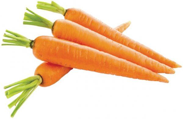 Cà rốt là thực phẩm gây liệt dương