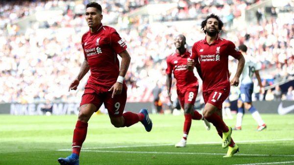 Đánh bại Tottenham, Liverpool thắng trận thứ 5 liên tiếp tại ngoại hạng Anh