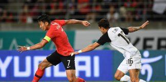 Điểm nhấn trận Hàn Quốc 0-0 Chile