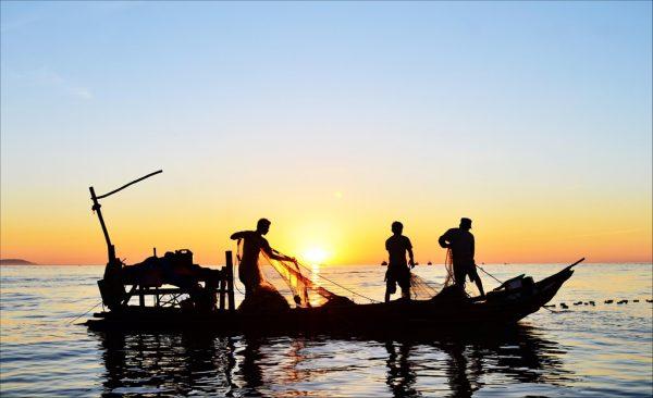 Các làng chài ven biển miền Trung có sự đi lên khởi sắc