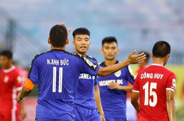CHÍNH THỨC chốt lịch đá trận bán kết lượt về Cup Quốc gia 2018