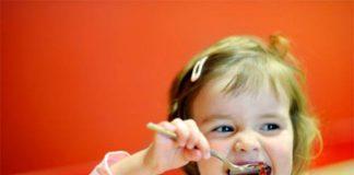 thực phẩm giảm trí thông minh của trẻ