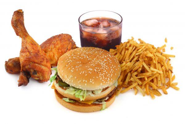 Thực phẩm chứa nhiều chất béo oxy hóa