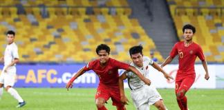 U16 Việt Nam bỏ lỡ nhiều cơ hội chiến thắng trước U16 Indonesia