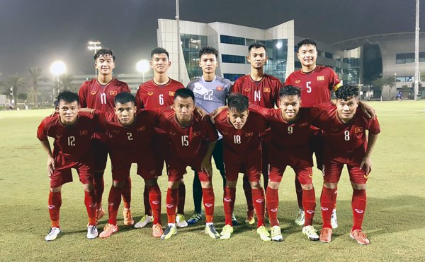U19 Việt Nam thua ngược U19 Uruguay ở cúp Tứ Hùng