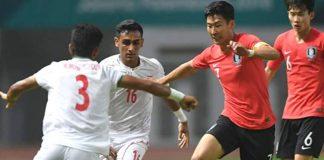 Chiến thắng u23 Nhật Bản U23 Hàn Quốc giành ngôi vô địch Asiad 2018