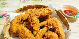 món gà KFC
