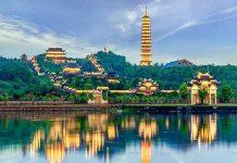 chùa bái đính- ngôi chùa nổi tiếng nhất VIỆT NAM