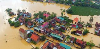 Thiên tai làm chết và mất tích trên 300 người 1 năm tại Việt Nam