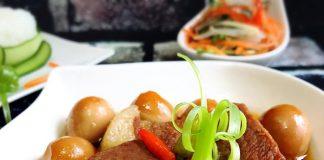 Các bước nấu thịt kho tàu