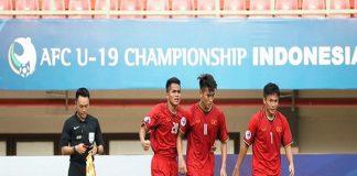 U19 Việt Nam thua U19 Australia, chính thức bị loại tại VCK U19 Châu Á 2018