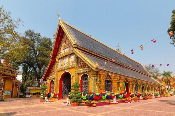 Wat Sisaket- điểm tham quan ở Viêng Chăn