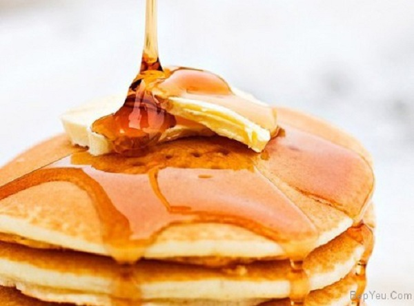 Cách làm pancake truyền thống