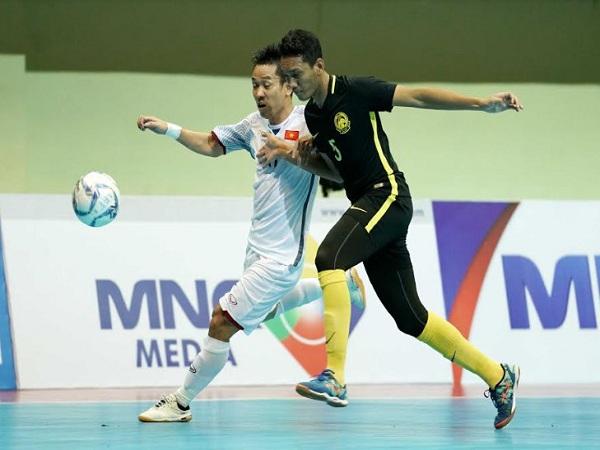 Thua đau đớn Thái Lan, ĐT Futsal Việt Nam mất vé vào chung kết