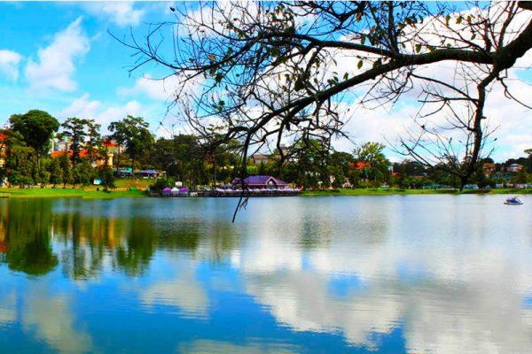 Hồ Xuân Hương - điểm du lịch Đà Lạt