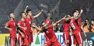 Đội tuyển Indonesia ngược dòng thắng 3-1 trước Timor Leste
