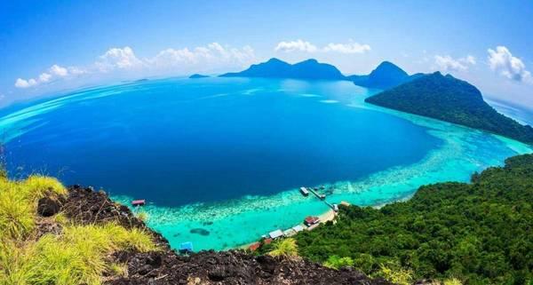 Quần đảo Langkawi điểm du lịch Malaysia