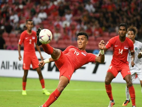 Singapore Hủy diệt Timor Leste 6-1, sẵn sàng với Thái Lan lượt cuối