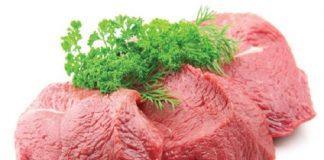 Thịt bò bổ sung sắt cho mẹ bầu