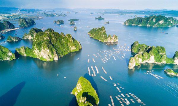 Vịnh Hạ Long điểm du lịch quảng ninh