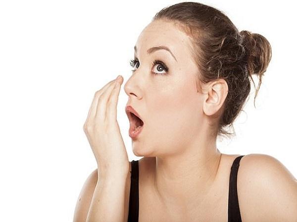 Cách chữa hôi miệng tại nhà hiệu quả