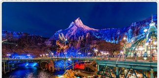 Disney Sea điểm du lịch Tokyo