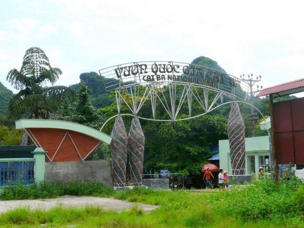 Thăm vườn Quốc gia Cát Bà Hải Phòng