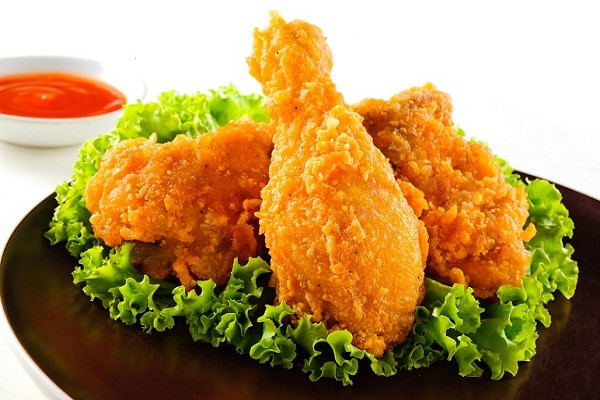 món gà chay ngon ngày rằm