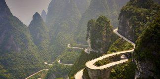 Thiên Môn Sơn con đường dẫn đến chốn bồng lai
