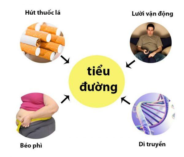 Nguyên nhân bệnh tiểu đường