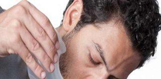 Cách chữa viêm xoang bằng Nước muối
