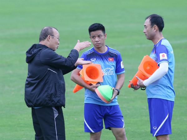 Liệu HAGL có khởi sắc khi trợ lý của HLV Park Hang Seo lên dẫn dắt