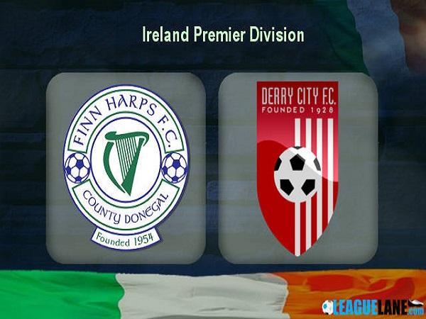 Nhận định Derry City vs Finn Harps, 1h45 ngày 28/05