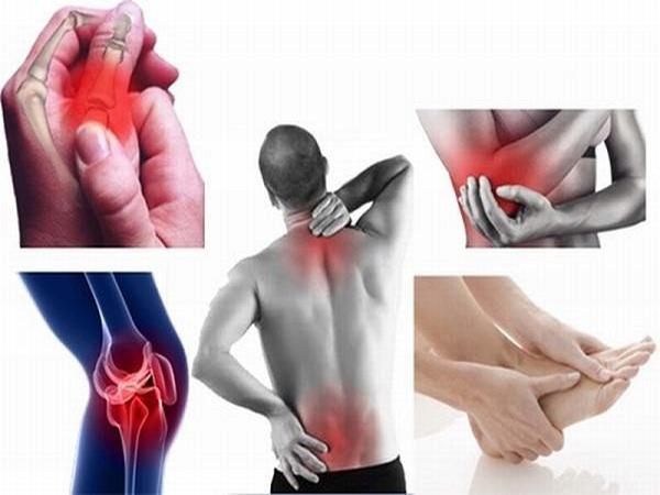 Biểu hiện của bệnh đau xương khớp