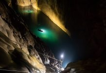 """Khám phá hang sơn đoòng """"hang động lớn nhất thế giới"""""""