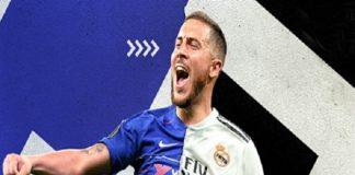Hazard gia nhập Real Madrid với hợp đồng 5 năm